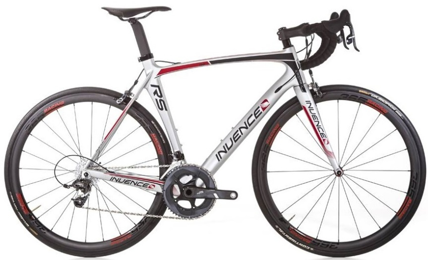 invence-rs 2015 silver white red sram force